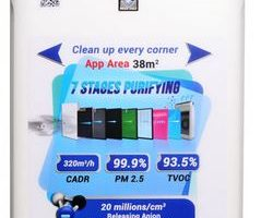air purifier sure filter